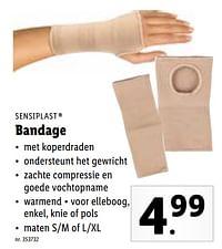 Bandage-Sensiplast