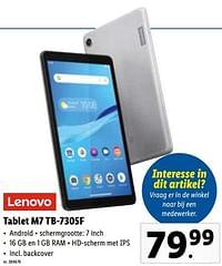 Lenovo tablet m7 tb-7305f-Lenovo
