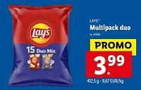 Multipack duo-Lay