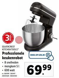 Silvercrest kitchen tools professionele keukenrobot-SilverCrest