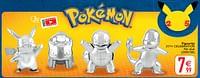 Figuurtje 25th celebration-Pokemon