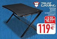 Gaming bureau gxt711 dominus ga-Trust