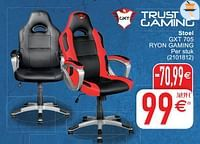 Stoel gxt 705 ryon gaming-Trust