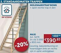 Molenaarstrap bonn maxi-Huismerk - Zelfbouwmarkt