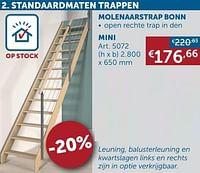 Molenaarstrap bonn mini-Huismerk - Zelfbouwmarkt