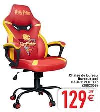 Chaise de bureau bureaustoel harry potter-Huismerk - Cora