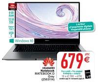 Huawei notebook matebook d-Huawei