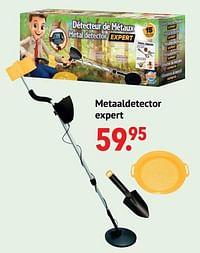 Metaaldetector expert-Buki France