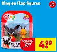 Bing en flop figuren-Huismerk - Kruidvat