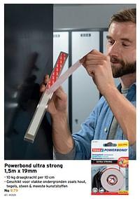Powerbond ultra strong-Tesa
