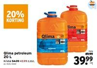 Qlima petroleum-Qlima