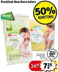 Jumbopak 2 mini new born-Huismerk - Kruidvat