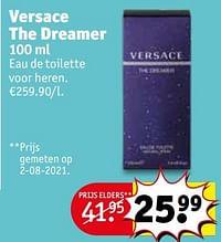 Versace the dreamer edt-Versace