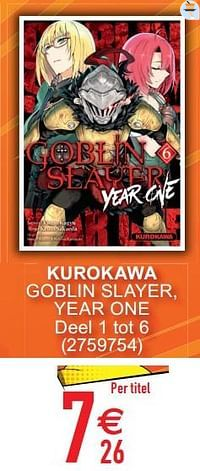 Kurokawa goblin slayer, year one-Huismerk - Cora