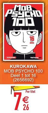 Kurokawa mob psycho 100-Huismerk - Cora