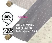 Limurt vinyl tafellaken-Huismerk - Jysk
