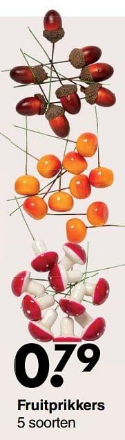 Fruitprikkers-Huismerk - Wibra