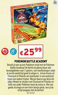 Pokemon battle academy-Pokemon