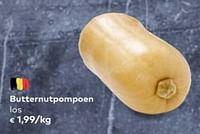 Butternutpompoen-Huismerk - Bioplanet
