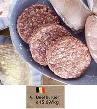 Beefburger-Huismerk - Bioplanet