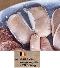 Blinde vink van gevogelte-Huismerk - Bioplanet