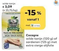 Cocagne wilde tonijn-Cocagne