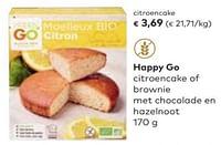 Happy go citroencake-Happy Go