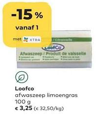Loofco afwaszeep limoengras-Loofco
