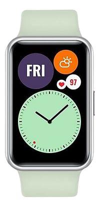 Huawei smartwatch Fit Mint Green-Huawei