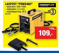 Powerplus laspost powx480-Powerplus
