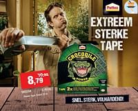 Power tape zwart-Pattex