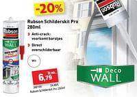 Rubson schilderskit pro-Rubson
