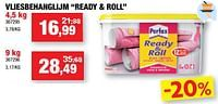 Vliesbehanglijm ready + roll-Perfax