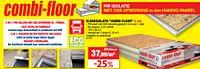 Vloerisolatie combi-floor-Iko Insulations