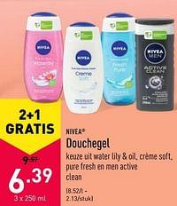 Douchegel-Nivea