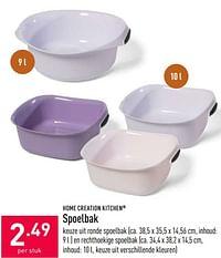 Spoelbak-Home Creation Kitchen