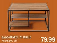 Salontafel charlie-Huismerk - Xenos