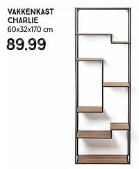 Vakkenkast charlie-Huismerk - Xenos