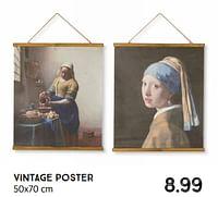 Vintage poster-Huismerk - Xenos