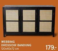 Webbing dressoir bandung-Huismerk - Xenos