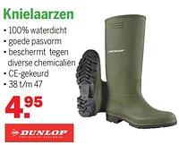 Knielaarzen-Dunlop