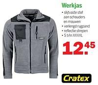 Werkjas-Huismerk - Van Cranenbroek