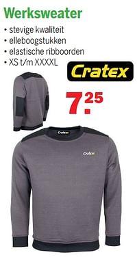 Werksweater-Cratex