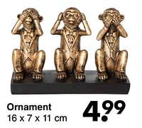 Ornament-Huismerk - Wibra
