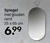 Spiegel-Huismerk - Wibra