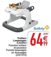 Trotteur loopwagen kamino-Safety 1st