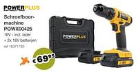 Powerplus schroefboormachine powx00425-Powerplus