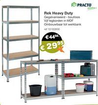 Rek heavy duty-Practo