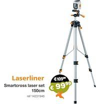 Smartcross laser set-LaserLiner