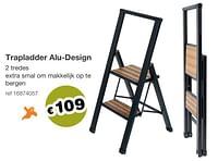 Trapladder alu-design-Wenko